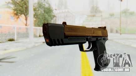 HK USP 45 Sand Frame para GTA San Andreas