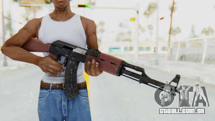 GTA 5 Shrewsbury Assault Rifle para GTA San Andreas