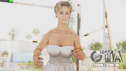 Mafia 2 - Gina para GTA San Andreas