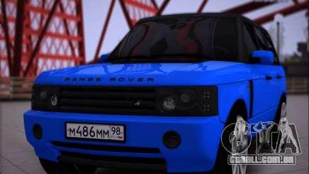 O Range Rover Sport Pintoresca para GTA San Andreas