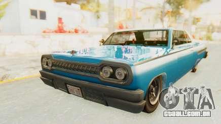 GTA 5 Declasse Voodoo PJ para GTA San Andreas