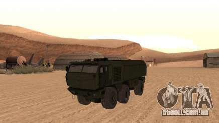 KAMAZ 63968 Tufão para GTA San Andreas