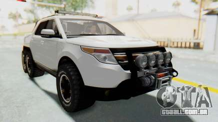 Ford Explorer Pickup para GTA San Andreas