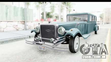 Unique V16 Fordor para GTA San Andreas