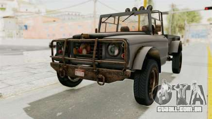 GTA 5 Canis Bodhi Trevor para GTA San Andreas