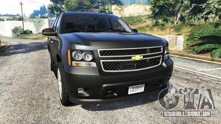 Chevrolet Tahoe para GTA 5