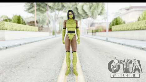 Tanya MK2 para GTA San Andreas segunda tela
