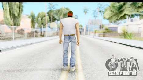 Tommy Vercetti Havana Outfit from GTA Vice City para GTA San Andreas terceira tela