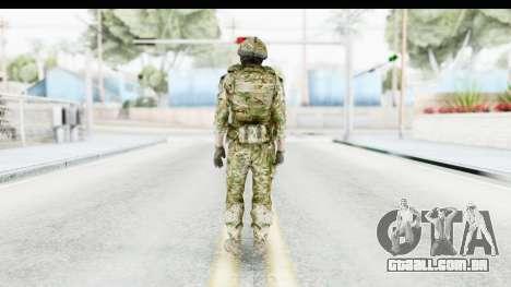 Global Warfare UK para GTA San Andreas terceira tela