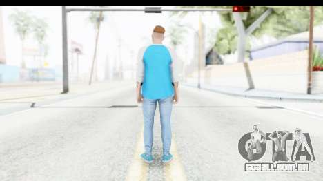 GTA 5 Hipster Update para GTA San Andreas terceira tela