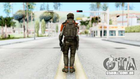 Homefront The Revolution - KPA v3 Captain para GTA San Andreas terceira tela