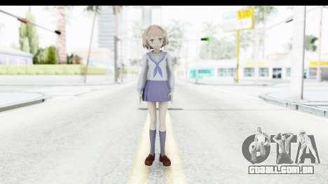 Ohana Matsumae (Hanasaku Iroha) para GTA San Andreas segunda tela