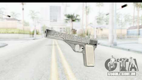 GTA 5 Vintage Pistol para GTA San Andreas