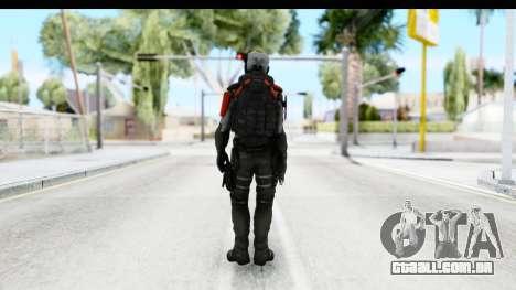 Homefront The Revolution - KPA v3 Original para GTA San Andreas terceira tela