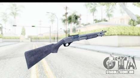 Remington 870 Tactical para GTA San Andreas segunda tela