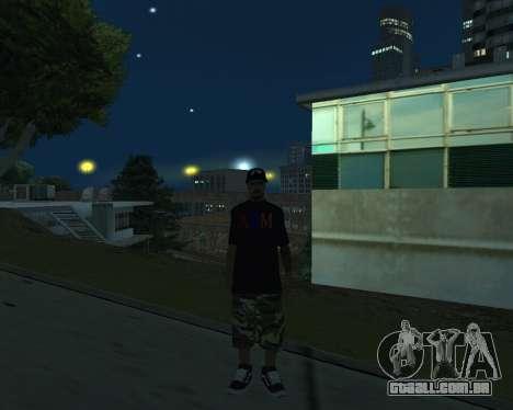 New Armenian Skin para GTA San Andreas sétima tela