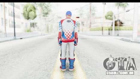 GTA 5 Online Cunning Stunts Skin 2 para GTA San Andreas terceira tela