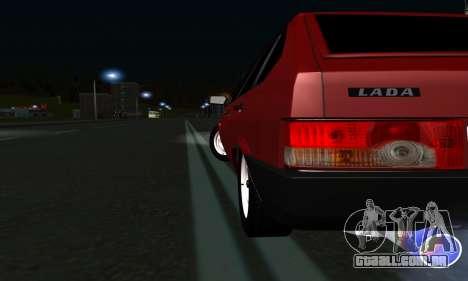 2109 para GTA San Andreas interior