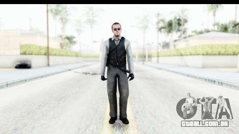 CS:GO The Professional v2 para GTA San Andreas segunda tela
