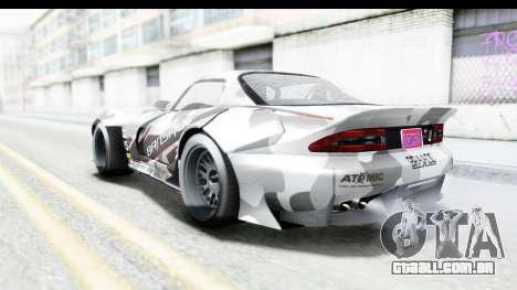 GTA 5 Bravado Banshee 900R Mip Map IVF para GTA San Andreas
