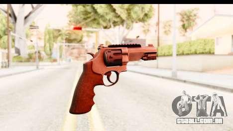 R8 Revolver para GTA San Andreas terceira tela