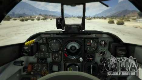 AT-26 Impala Xavante ARG para GTA 5