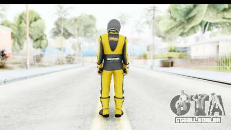 Cunning Stunts DLC Male Skin para GTA San Andreas terceira tela