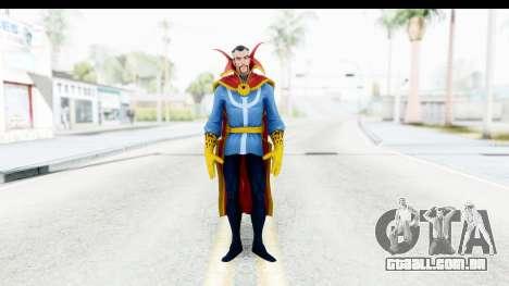 Marvel Doctor Strange para GTA San Andreas segunda tela