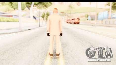 Skin Random 3 from GTA 5 Online para GTA San Andreas segunda tela