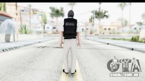 Kane and Lynch 2 - Bandit in Mask v1 para GTA San Andreas terceira tela