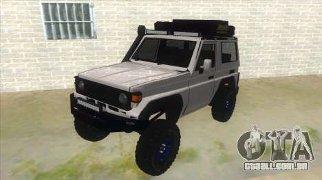 Toyota Machito Semi Off Road para GTA San Andreas
