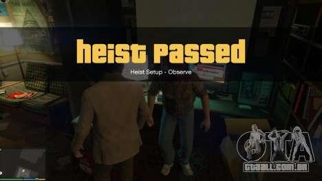 GTA 5 Story Mode Heists [.NET] 1.2.3 nono screenshot