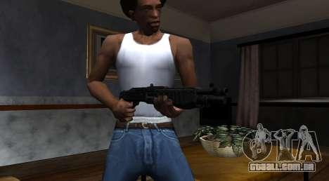 SPAS-12 Black Mesa para GTA San Andreas terceira tela