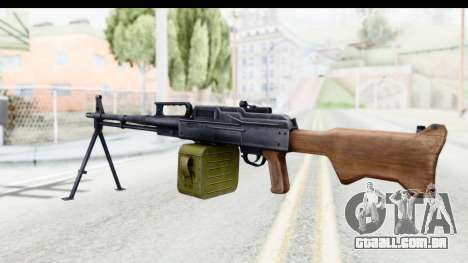 PKM para GTA San Andreas terceira tela