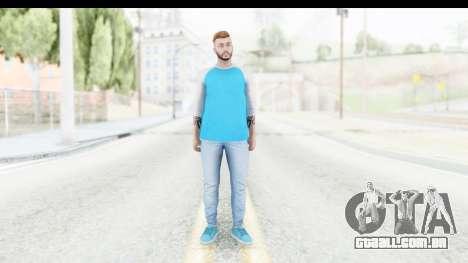 GTA 5 Hipster Update para GTA San Andreas segunda tela