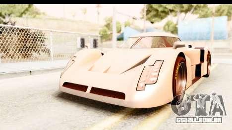 GTA 5 Annis RE-7B para GTA San Andreas vista direita