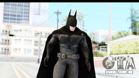 Batman vs. Superman - Batman v2 para GTA San Andreas