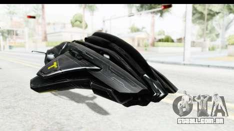Spectre Hoverbike para GTA San Andreas