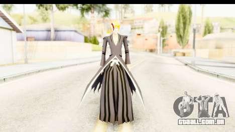 Bleach - Ichigo v2 para GTA San Andreas segunda tela
