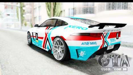 GTA 5 Ocelot Lynx IVF para o motor de GTA San Andreas