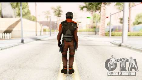 Homefront The Revolution - KPA v5 Red para GTA San Andreas terceira tela
