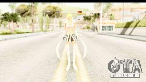 Bleach - Halibel B para GTA San Andreas segunda tela