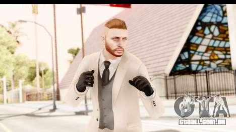 Skin Random 3 from GTA 5 Online para GTA San Andreas terceira tela