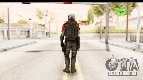 Homefront The Revolution - KPA v2 Original para GTA San Andreas terceira tela