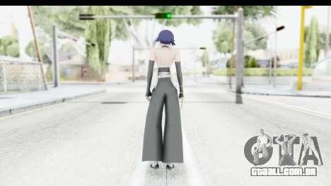 Bleach - Soifon para GTA San Andreas terceira tela