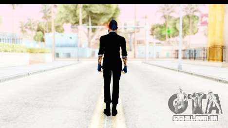 Payday 2 - Sydney para GTA San Andreas terceira tela