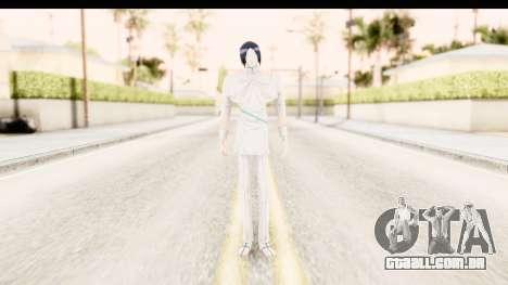 Bleach - Uryu para GTA San Andreas segunda tela
