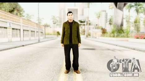 Mafia 3 - Lincoln Clay para GTA San Andreas segunda tela