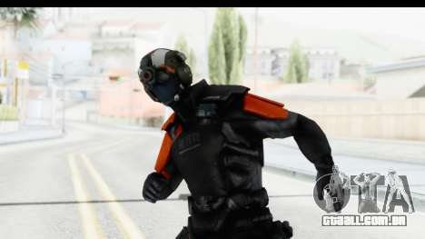 Homefront The Revolution - KPA v5 Black para GTA San Andreas