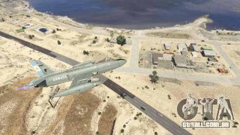 AT-26 Impala Xavante ARG para GTA 5